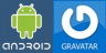 android on gravatar